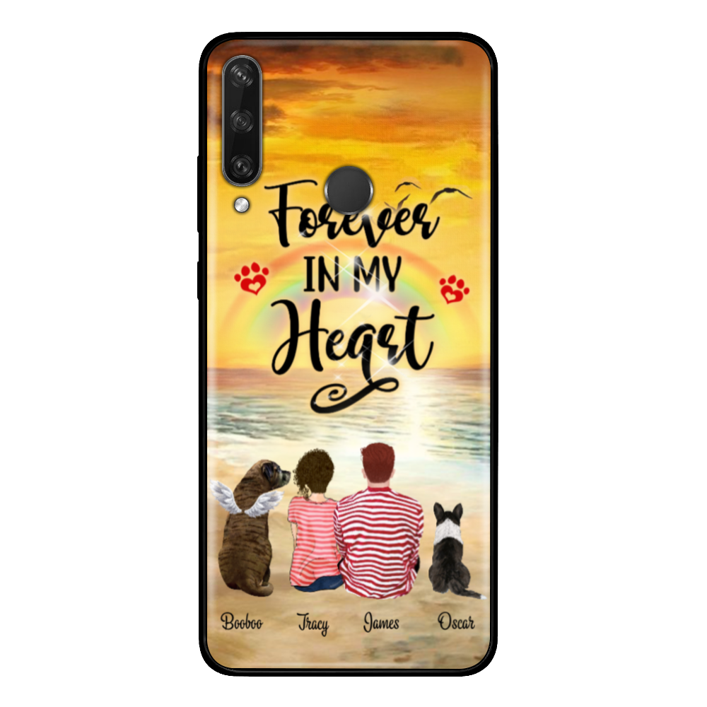 Excoolent Custom Phone Case For Couples, Dog and Cat Phone Cases