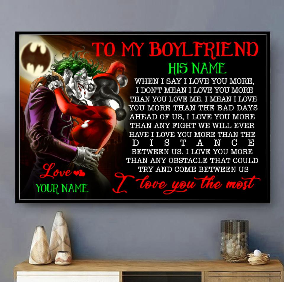 Joker Pillow QH BuzzAZone